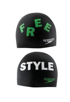Speedo® Strokes Silicone Cap - Swim Caps - Speedo USA Swimwear