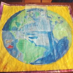 paint the world! #earth #day #project
