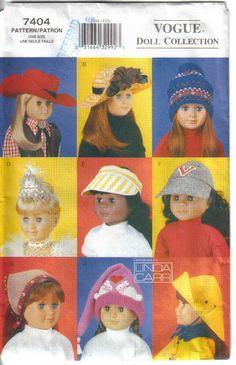 Free Copy of Pattern - Vogue 7404