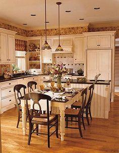 Small Kitchen : Efficient Kitchen