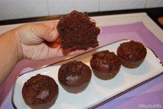 Muffin al cioccolato, scopri la ricetta: http://www.misya.info/2007/06/13/muffin-al-cioccolato.htm
