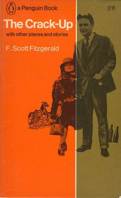 F. Scott Fitzgerald - The Crack-Up with Other Pieces and Stories, 1965Artwork by Gerald Cinamon