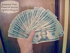 Discipline: The Best Way to Jumpstart Financial Success | Guest Post by Crystal Paine
