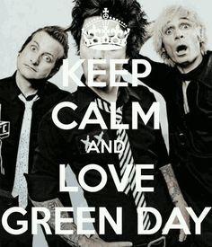 Aww Greenday-i love them so much!!
