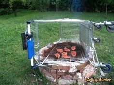 Downright inspirational grilling