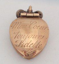 my heart always faithful c.1800