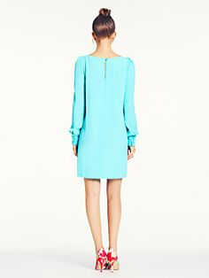 @Kate Mazur Spade Cordette Dress
