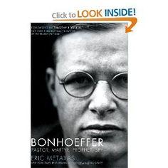 books, dietrich bonhoeff, christian, hero, spi, book clubs, childhood, reading lists, true stories