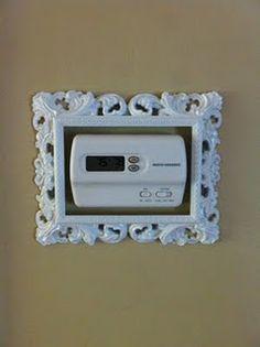 Thermostat Frame