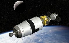 Without a heat shield or wiring, and with only welded metal panels to see, NASA's new spacecraft designed to take astronauts out beyond Earth and into the solar system doesn't look like much yet.