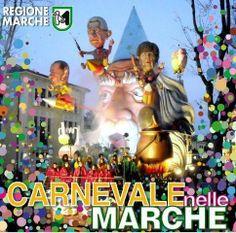 Nelle Marche per partecipare a Carnevali divertenti