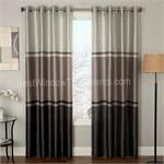 Masculine Curtains on Pinterest  Curtain Panels, Drapery and Color ...