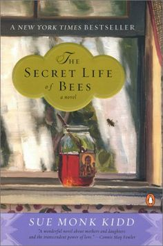 The Secret Life of Bees (a novel) by Sue Monk Kidd. Worth reading.