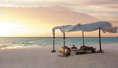 #JSHoneymoon Shangri-La Villingili Resort: Romance abounds here, but the resort is also fit for families.