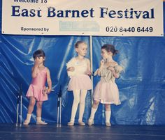 My first on stage ballet experience...!