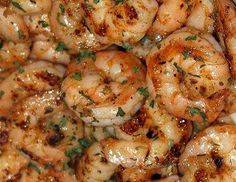 Ruth Chris New Orleans style bbq shrimp