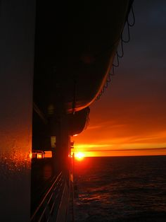 Arctic Sunset on Adventure of the Seas | Flickr - Photo Sharing!