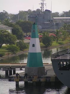 Last additions - PUERTO CABELLO - Warship Quay - SE - World of Lighthouses