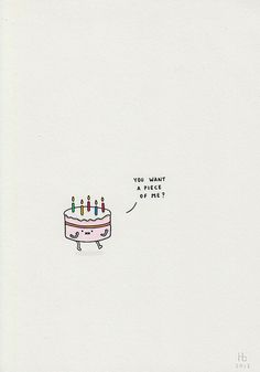 birthday, laugh, cakes, giggl, funni, piec, jaco haasbroek, illustr, thing