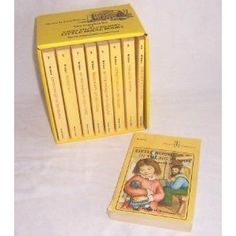 Little House on the Prairie! I loved reading these!