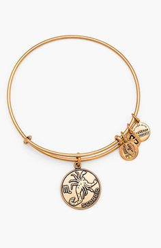 Alex and Ani 'Scorpio' Adjustable Wire Bangle available at #Nordstrom