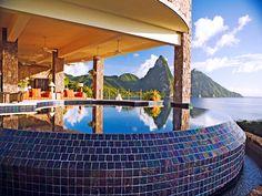 .Jade Mountain, St. Lucia