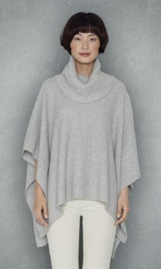 club monaco cashmere poncho. so many compliments on this piece.