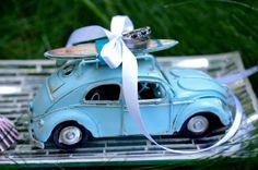 slug bug - from Tiffany's