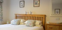 Another of our comfy beds at @stayryehillfarm #Northumberland #B&B #BedandBreakfast