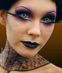 perfect color, makeup mania, fx makeup, marvel makeup, queen makeup, photographi makeup, evil queen, hair, imat la