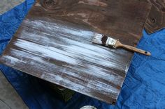 diy distressed wood photo backdrop