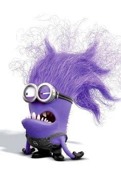 Cra cra purple minions
