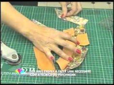 Artesanto - Necessaire de patchwork