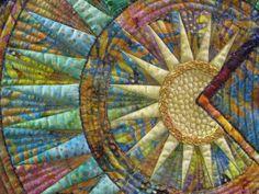 quilting patterns, foundat piec, paper foundat, star quilts, color combinations, foundation, york beauti, textile art, quilt fabric