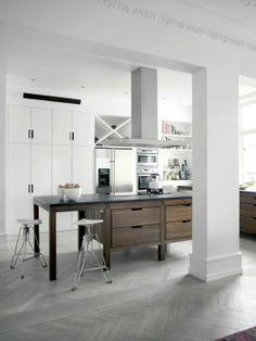 cabinets, interior, wood, floors, homes