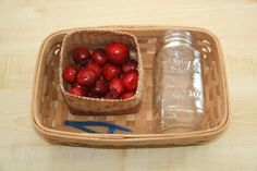 List of farm themed Montessori activity trays from Counting Coconuts