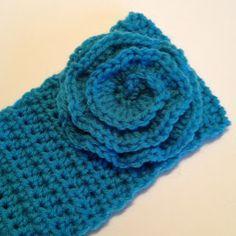 Earwarmer Headband {Crochet Pattern}
