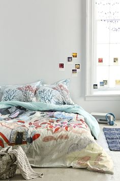 Betsy Walton Duvet Cover - Urban Outfitters | bedroom | @urbanoutfitters
