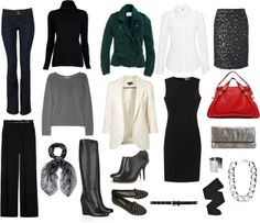 Wardrobe Oxygen: Ask Allie: Capsule Wardrobes