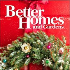 Better Homes and Gardens Magazine Sale: 1-yr for $5.00!!