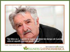 José Mujica, Sabiduría!