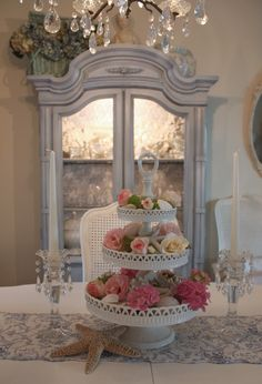 Now I'm pinning my own stuff from my blog ~ My Romantic Home