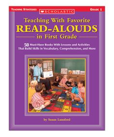 Teaching With Favorite Read-Alouds in First Grade Workbook | zulily