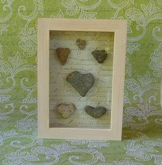 Always looking for good ideas of what to do with my heart shaped rocks