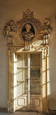 Villa della Tesoriera. Turin, Italy