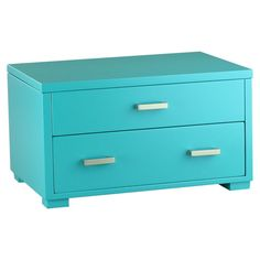 Color Azul Turquesa - Turquoise!!!  Jewelry Box