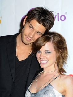 Casey Deidrick & Molly Burnett, Days of Our Lives actors, real live couple