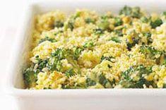 Make-Ahead Broccoli, Cheese & Rice Recipe - Kraft Recipes