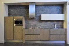 Rechte keukens showroom