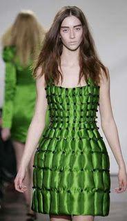 FASHION: Green Fashion